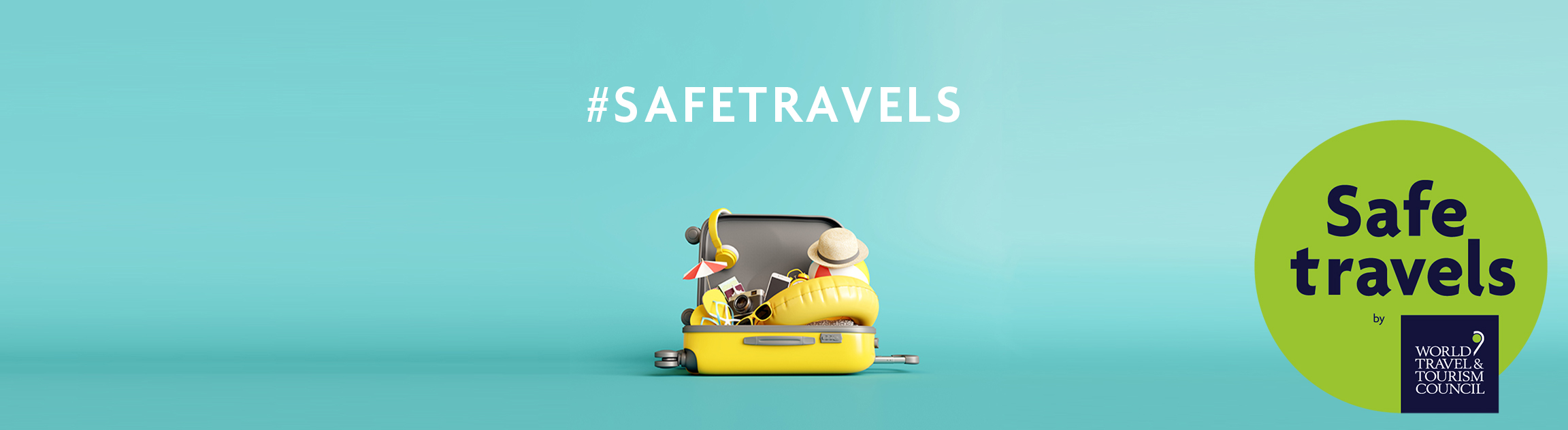 SafeTravels and Stamp